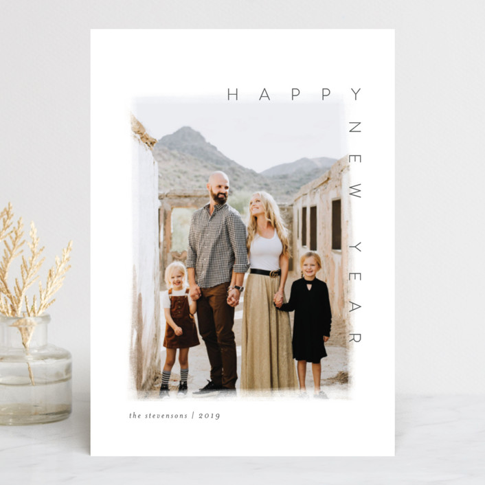"""""""Marzipan"""" - Holiday Photo Cards in Snow by chocomocacino."""
