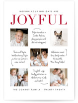 Holiday Happenings Holiday Photo Cards By Jessica Williams
