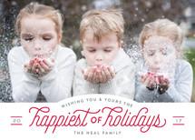 Holiday Pep Holiday Photo Cards By Hooray Creative