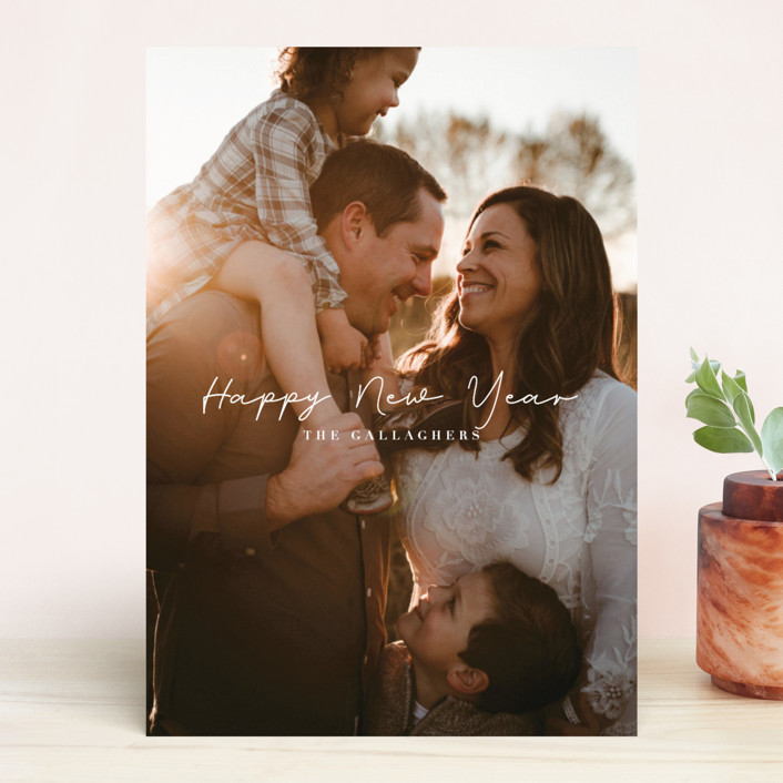 """spekkoek"" - Holiday Photo Cards in Snow by chocomocacino."