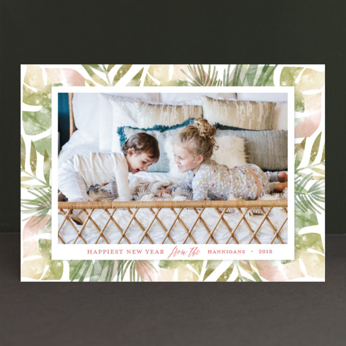 """""""paradiso"""" - Holiday Photo Cards in Xanadu by pandercraft."""