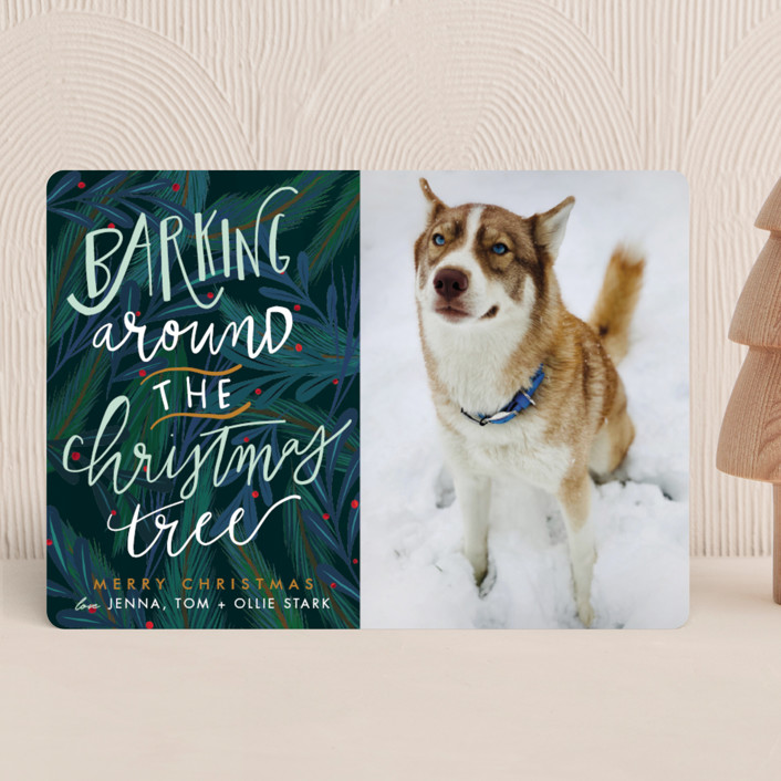 Barking Fun Holiday Cards
