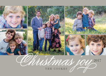 Photo Block Holiday Photo Cards By Jill Means