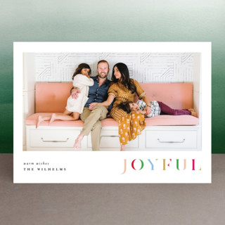 Bresciana Holiday Photo Cards