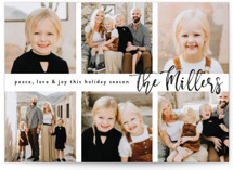 Half Dozen Holiday Photo Cards