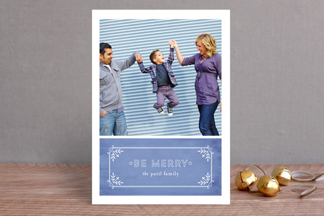 Newport Holiday Photo Cards
