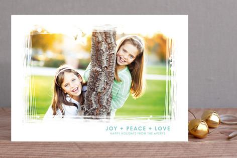 Joyfully Frame Holiday Photo Cards