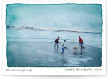 Aquarelle Holiday Photo Cards By cambria