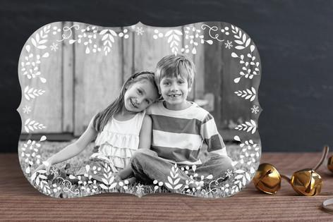 Seasonal Sprinkle Holiday Photo Cards