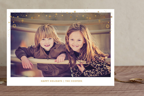In the East Holiday Photo Cards