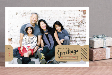 Holiday Post Holiday Photo Cards