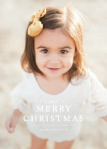 Simple Holidays Holiday Photo Cards By Wildfield Paper Co.