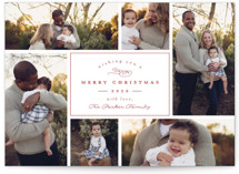 Boxed Holiday Photo Cards By peony papeterie