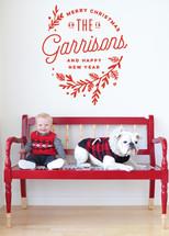 Embellished Holiday Photo Cards By Oscar & Emma