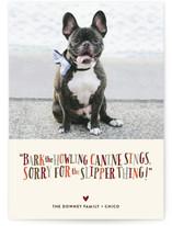 Barking Song