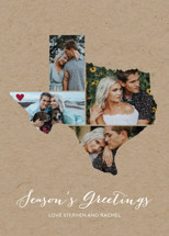 Love Location Holiday Photo Cards By Heather Buchma