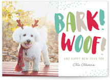 Woof Bark and Holidays too.