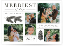 Daily Collage Holiday Photo Cards By Amy Kross