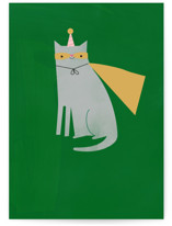 This is a green birthday card by Lori Wemple called super birthday with standard printing on signature in greeting cards.