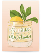 This is a yellow birthday cards for her by Carolyn Kach called I've Got The Tab with standard printing on signature in greeting cards.