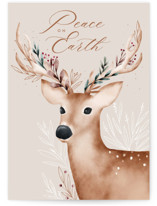 This is a brown greeting card by Petra Kern called Wonders of Nature with standard printing on signature in greeting cards.
