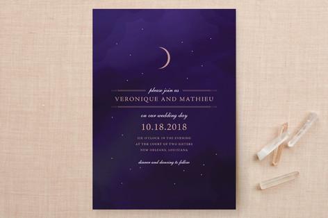 Luna Wedding Invitations