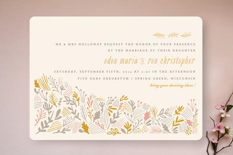 The Grainfield Wedding Invitations