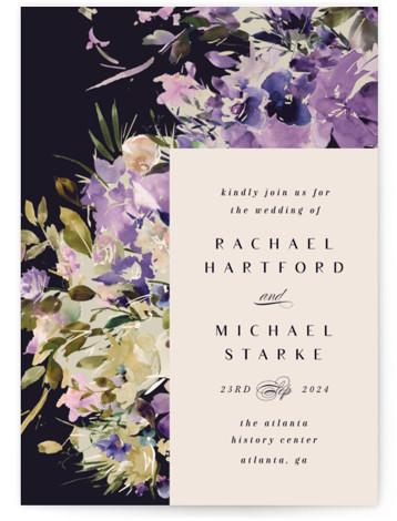 goddess Wedding Invitations