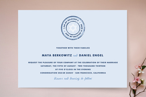 Beloved Wedding Invitations