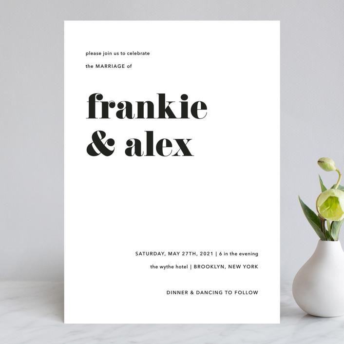 """""""Letters"""" - Wedding Invitations in Silk by JoAnn Jinks."""