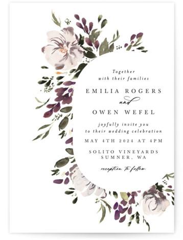 iliya Wedding Invitations