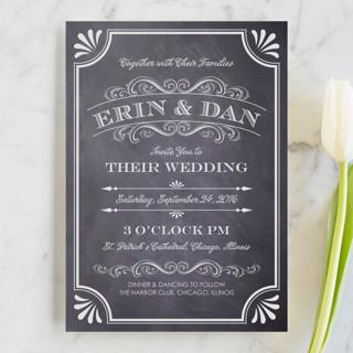 Chalkboard Wedding Style Ideas Inspiration MidSouth Bride