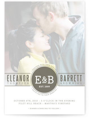 photo of Established Wedding Invitations