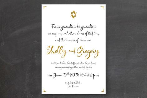 Shelly Wedding Invitations