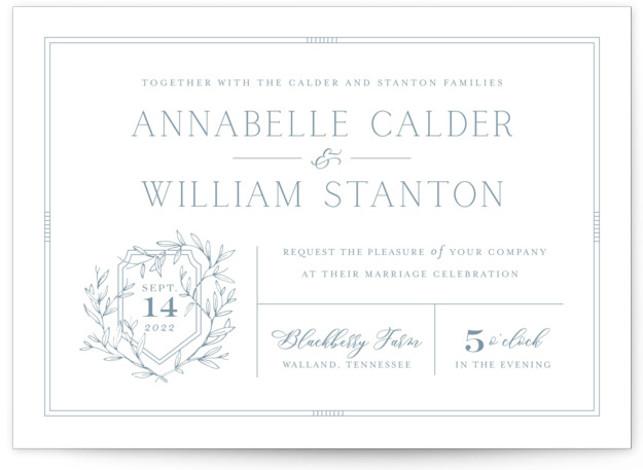 Love Beyond Measure Wedding Invitations