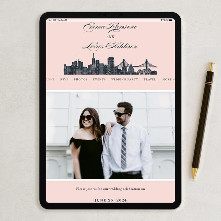 Rexcraft Wedding Invitations: San Francisco Wedding Invitations By Hooray