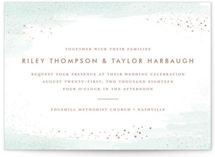 Awash Wedding Invitations