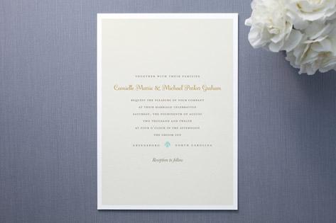 Hunt Club Wedding Invitations