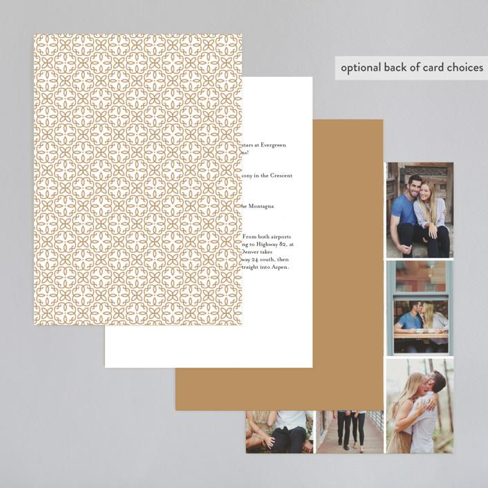 Elegant Wedding Invitations Minted: Elegant Flourishes Wedding Invitations By Kristen Smith