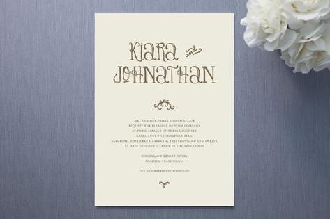 Book of Love Wedding Invitations