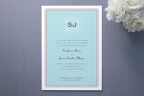 Alannah Wedding Invitations