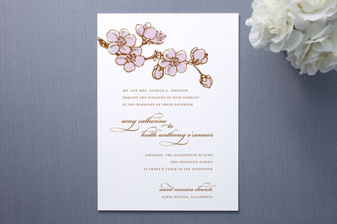Azaria Wedding Invitations