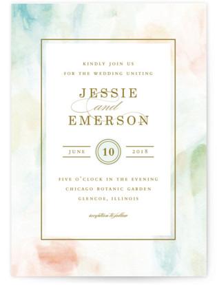 Sway Wedding Invitations