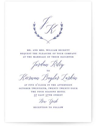 United Wedding Invitations