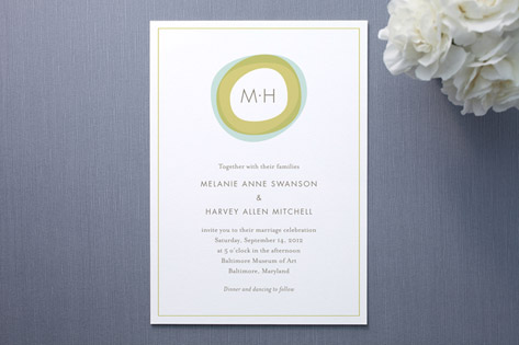 YOU & ME Wedding Invitations
