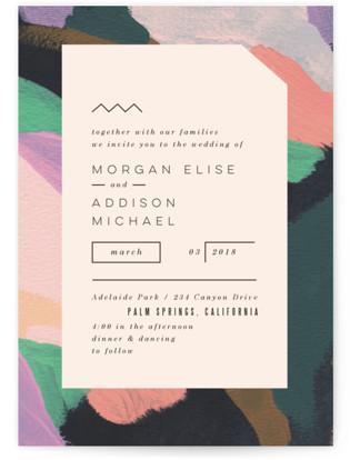 Adagio Wedding Invitations
