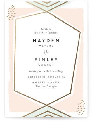 Bichon Wedding Invitations
