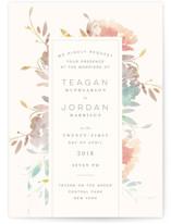 Garden Wedding Invitations