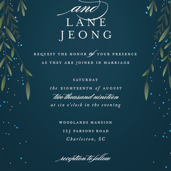 Wedding Invitations Dayton Ohio: Dreamkeeper Wedding Invitations By Jennifer Postorino