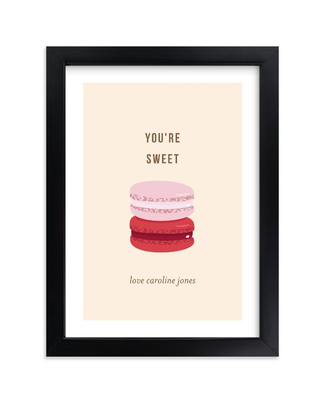 """Sweet Treats"" - Children's Custom Art Print by kelli hall in beautiful frame options and a variety of sizes."